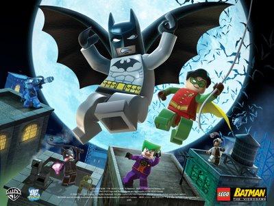 lego batman characters. Lego Batman